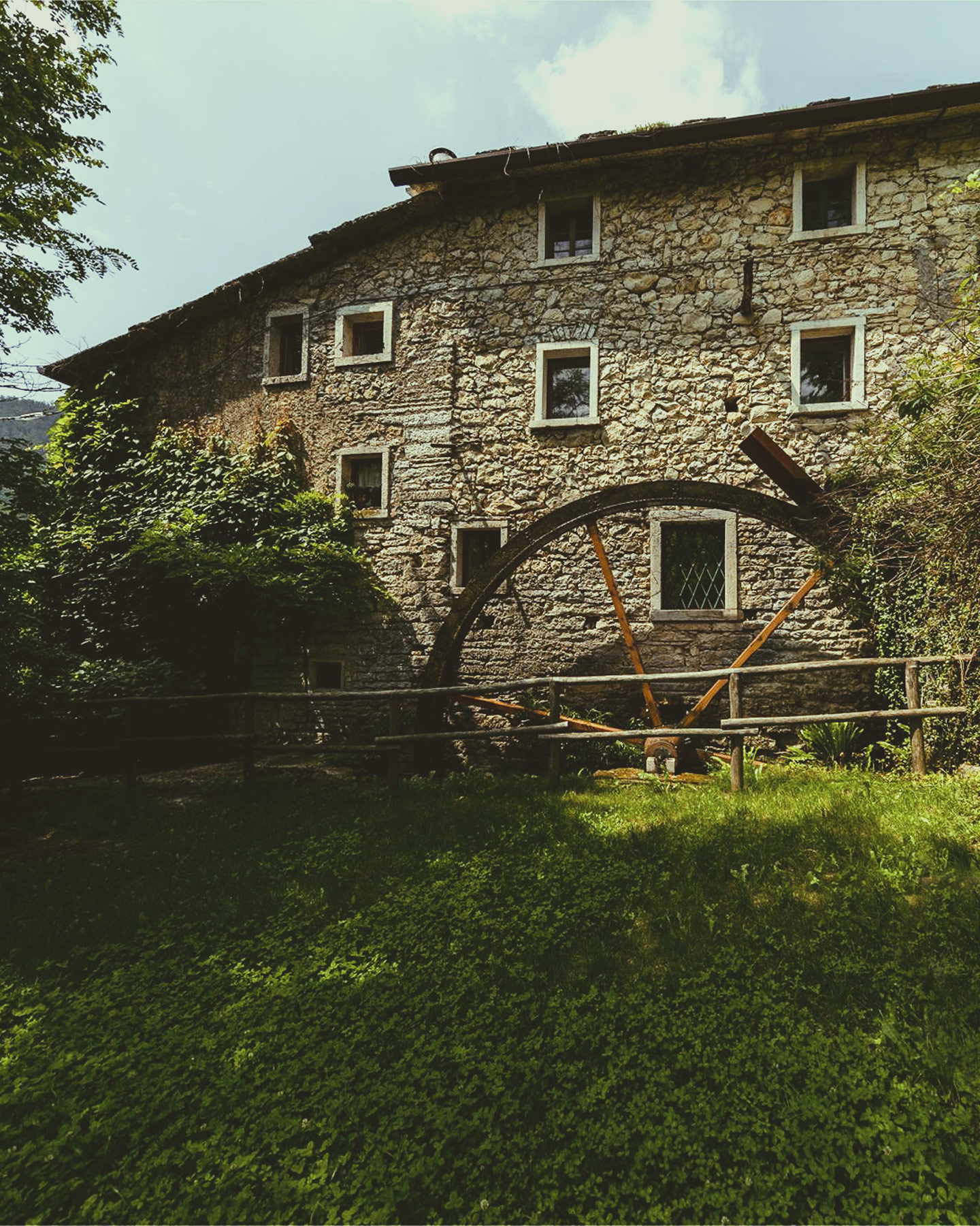 The Mill at the Falls - Bed & Breakfast